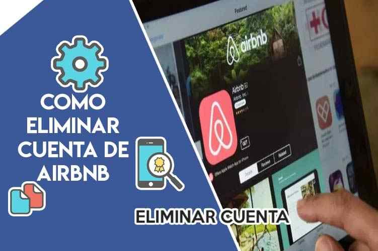 Como eliminar una cuenta de Airbnb